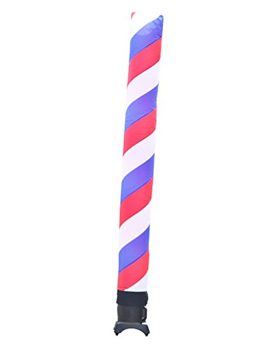 LookOurWay Air Dancer Tube Man Barber Pole Fly Guy Puppet...