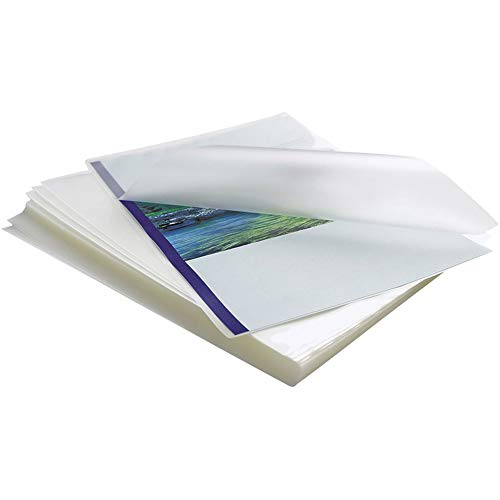 - RBHK Thermal Laminating Pouches, 8.9 x 11.4 -Inches Laminating Sheets, 3 mil Thick (100 Pack)