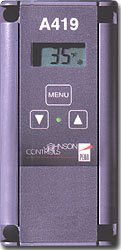 Johnson Controls A419ABC-1C Electronic Temp Controller