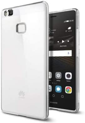 Cover Huawei P9 Lite, Spigen® [Clear Ultra Sottile Silicone Gel] Liquid Crystal **Estremamente Sottile & Puro Trasparente** - Custodia P9 Lite, Huawei P9 Lite Cover, Cover P9 Lite (L05CS20298)