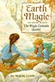 img - for Earth Magic (Turtleback School & Library Binding Edition) (Magic Elements Quartet (Prebound)) book / textbook / text book