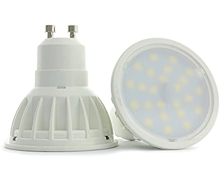 Gu led lamp w v single led ° beam angle cool white ebay