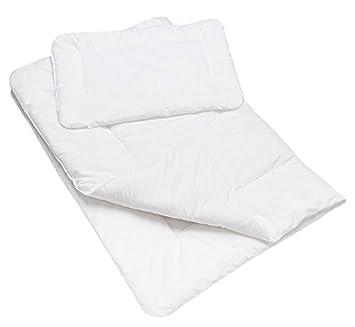 Anti Allergie Bettbezug Und Kissen Set 120 X 90 Cm Für Babybett