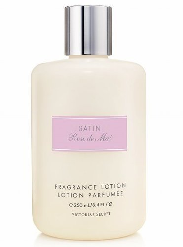 Victoria Secret Rose De Mai Fragrance Body Lotion 8.4 oz ()