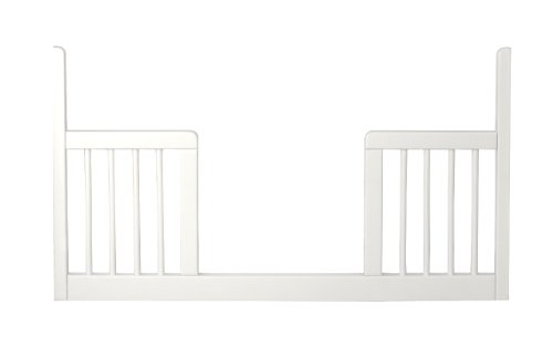 Newport Cottages Toddler Guardrail for Devon Crib, White by Newport Cottages