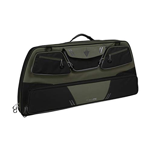 - Aconite Compound Bow Case 41 inches - Green/Black