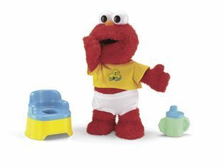 Potty Time Elmo - Fisher-Price Potty time Elmo