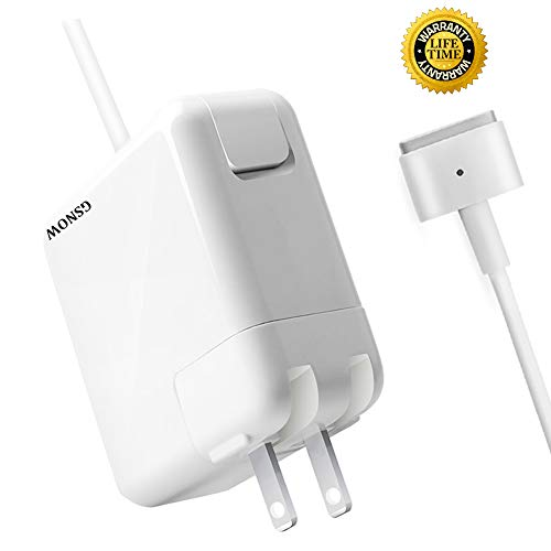 Mac Book Air Charger, 45W T-Tip AC Magsafe 2 Power for sale  Delivered anywhere in USA