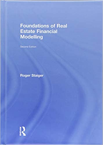 Amazon com: Foundations of Real Estate Financial Modelling