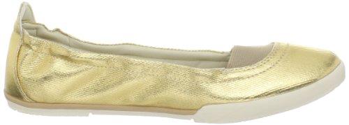 9 West Original Sneakers Womens Sara600 Sneaker Gold sETND5V