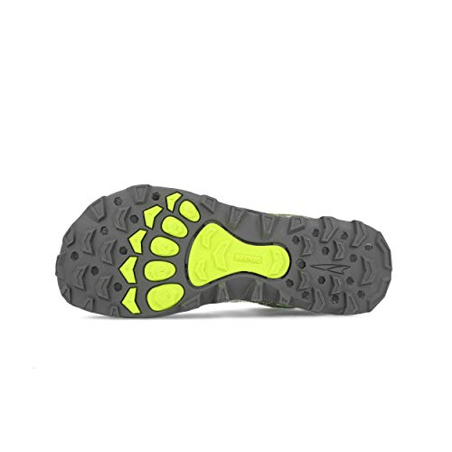 Yellow 0 Lone Altra Grey Gray Peak 4 HCPOAwqX
