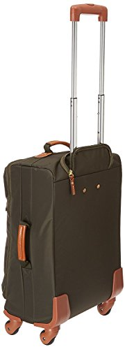 (Bric's 21 Inch Carry On Spinner, Olive, One Size)
