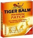 Tiger Balm Tiger Balm Patch-Large 4 patch ( Value Bulk Multi-pack)