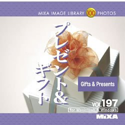 MIXA IMAGE LIBRARY Vol.197 プレゼント&ギフト B000B2WPLO Parent