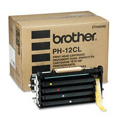 Brother Laser drum kit for color laser printer 4200cn, 30,000 Page Yield (PH12CL) - Retail Packaging (Laser Printer Drum Kit)