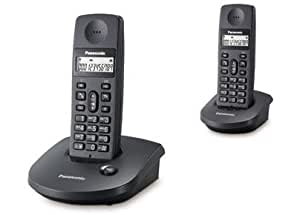 Panasonic KX-TG 1072 TWIN - Teléfono Fijo