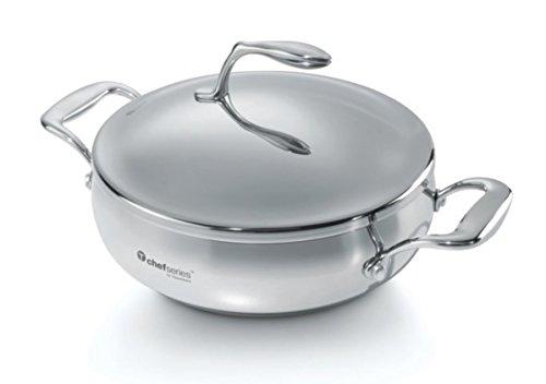 TUPPERWARE Chef Series sauteuse 2.8QT (Chefs Sauteuse)