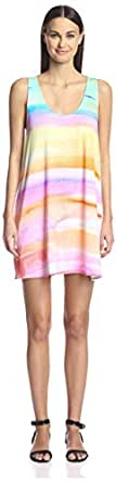 Mara Hoffman Women's Swing Dress, Sky Dye, S