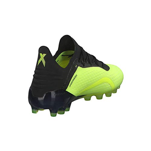 X De 1 Adidas Football Chaussures 18 Negb Ag Jaune Homme Amasol qxBngUpWvw