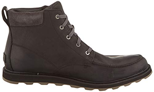 SOREL - Men's Madson Moc Toe Waterproof Leather Boots