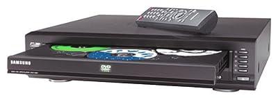Samsung DVD-C621 5-Disc DVD Player by Samsung