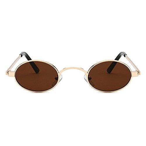 sol de Highdas gafas ovales Fashion Sexy pequeñas mujeres C2 Vintage UV400 Eyewear UxnfAg