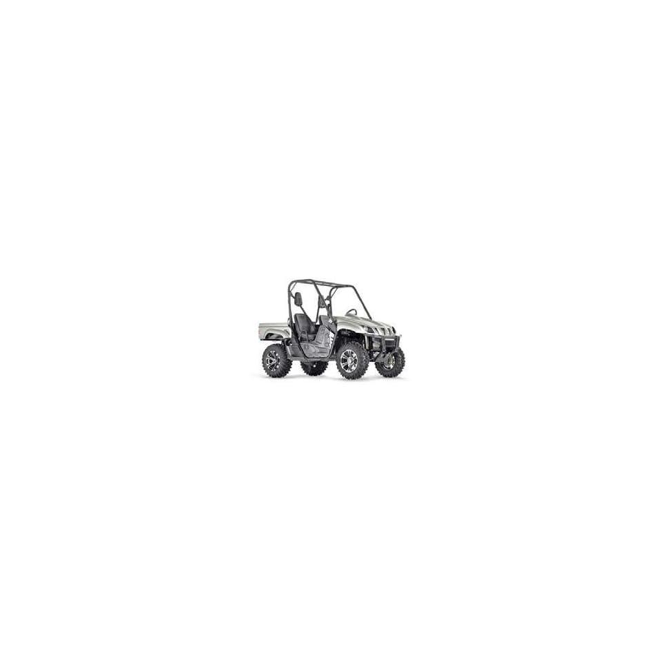 ITP Mud Lite XTR, SS312, Tire/Wheel Kit   27x14Rx14   Matte Black/Machined 44289R