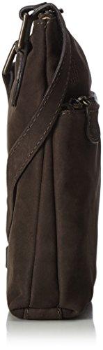 Timberland Tb0a1ay7 - Bolsos bandolera Mujer Marrón (Black Coffee)