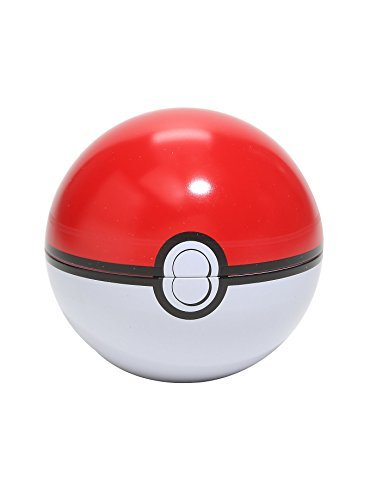 Pokemon Poke Ball Puzzle Tin for Kids (Homemade Christmas Costume Ideas Men)
