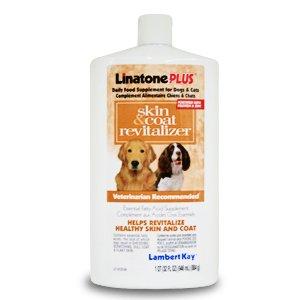 Lambert Kay Products Linatone Plus Dog 32oz 946M, My Pet Supplies
