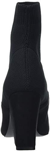 Ankle Femme 001 Renne Black Madden Bottines Boot Steve Schwarz Rq7wzS7