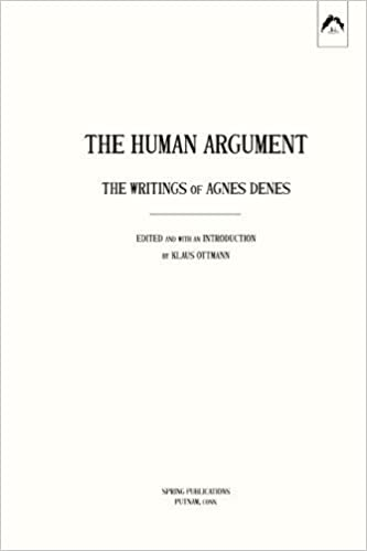 The Human Argument: The Writings of Agnes Denes (Spring Publications) – March 5, 2008