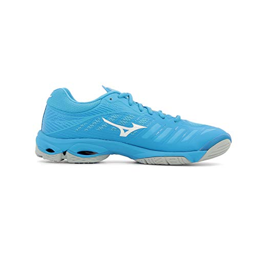 Lightning Wave Shoe blanc Mizuno Herren flash bleu Sneakers p6gwwtqnx
