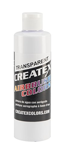 for Airbrush, 8 oz, Transparent White ()