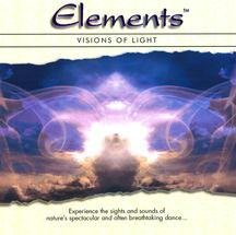 Nature Dvd Cd   Elements  Visions Of Light From Usa National Parks With Tribal Music