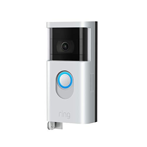 Tamper-Proof Cover for Ring Video Doorbell 2, Ring Video Doorbell 3, Ring Video Doorbell 3 Plus and Ring Video Doorbell 4