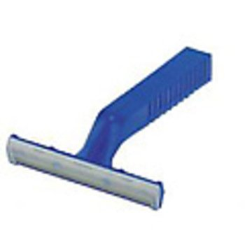DDI - Disposable Razor, Twin-Blade, Blue Handle (1 pack of 2000 items)