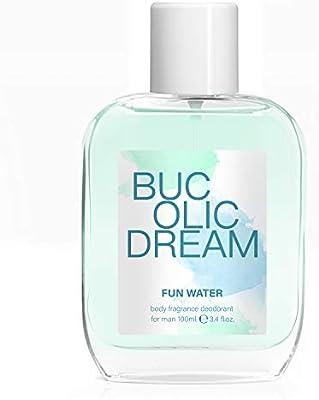 Fun Water Bucolic Dream - Desodorante para mujer (100 ml, pack de ...