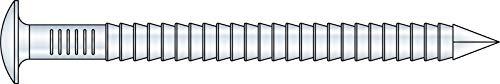 25mm SIMPSON ARA4 Pointes annel/ées en Inox /Ø 1,9