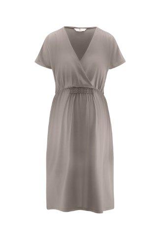 Belinda Soft Umstandsmode bellybutton Kleid Braun Truffle 11794 81105 Damen q7gHwI