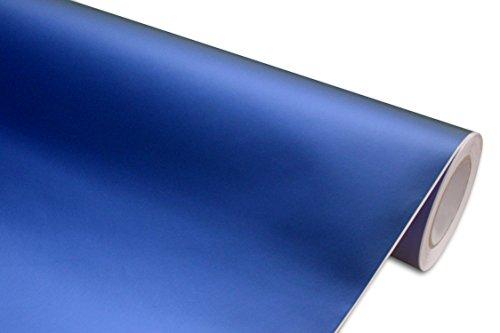 dized Blue Vinyl Car Wrap 12-by-60-inch ()