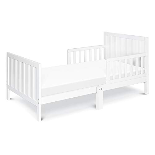Carter s by DaVinci Benji Toddler Bed, White