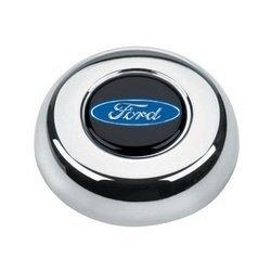 Grant Steering Wheels 5685 Ford Chrome Horn Button