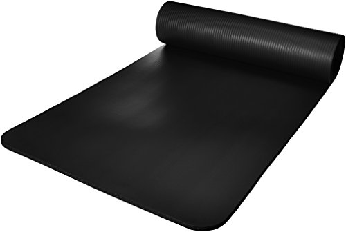 Yoga and Exercise Mat with Carrying Strap