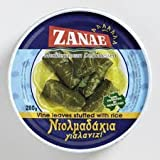 Zanae - Mediterranean Delicatessen - Vine Leaves Stuffed with Rice 10oz can - Pack of 2 by Zanae