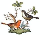 Herend Rothschild Bird Porcelain Coffee Mug Motif 5