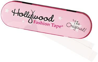 Hollywood Fashion Secrets Double Stick Fashion Tape Strips 36 Strips 2 Pack