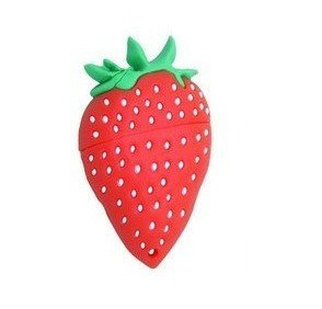 Cute Strawberry style flash drive