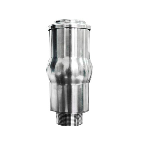 Aquacade Fountains Full Stainless Steel DN40 1 1/2'' Frothy Jet Fountain Nozzle by AQUACADE FOUNTAINS