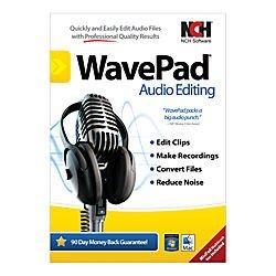 Wave Pad Audio Editing